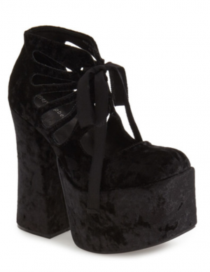 Jeffrey Campbell 'Julieta' Platform Pump (Women)