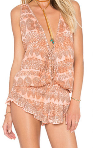 BARRIER REEF ROMPER