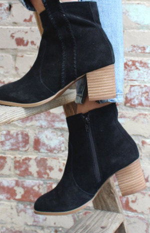 Matisse Trina Bootie In Black