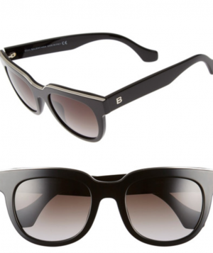 Balenciaga Women's Rectangular Sunglasses