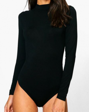 Tall Nairi Long Sleeve Turtle Neck Bodysuit