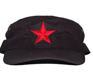 New Mao Army Cadet Adjustable Hat W/China Red Star