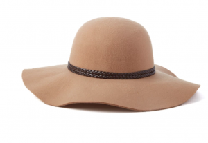 Scala Braided Trim Ultrafelt Floppy Hat