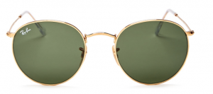 Round Sunglasses, 53mm